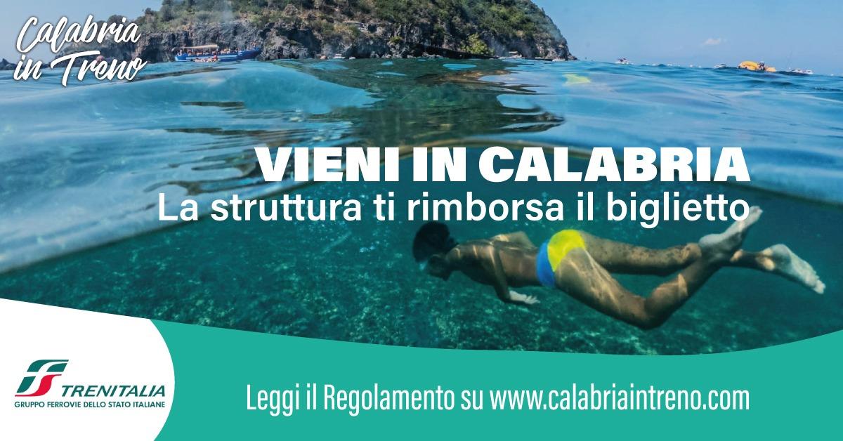 Calabria in treno
